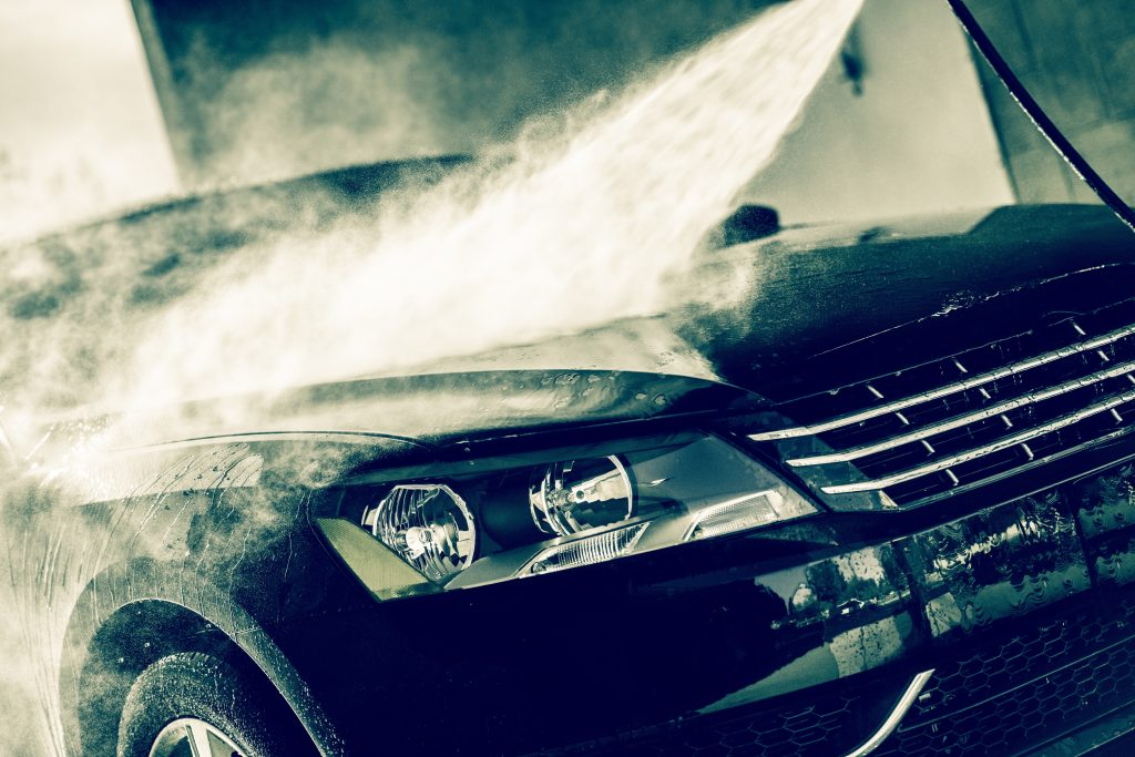 power washer car wash 1024x683 - How to Choose the Right Pressure Washer