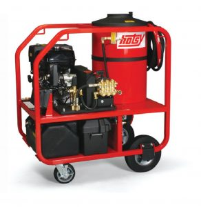 1075BE Gas Engine - Diesel Burner