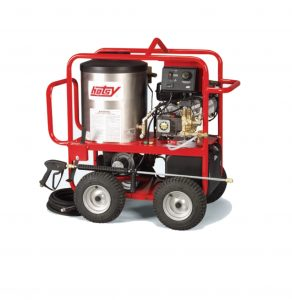 871SS Pressure Washer | Hot Water
