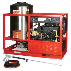 HSS Series Super Skid 300x300 - Gas Engine - Diesel Burner