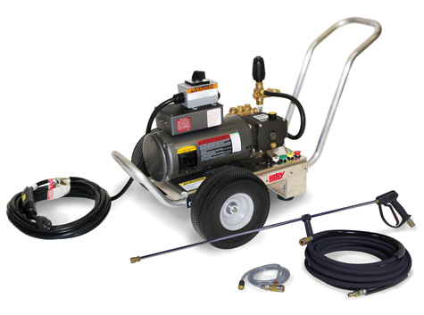 HD Electric - Cold Water Pressure Washers