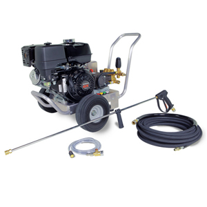 HD Series Cold Water Gas - Cold Water Gas Engine